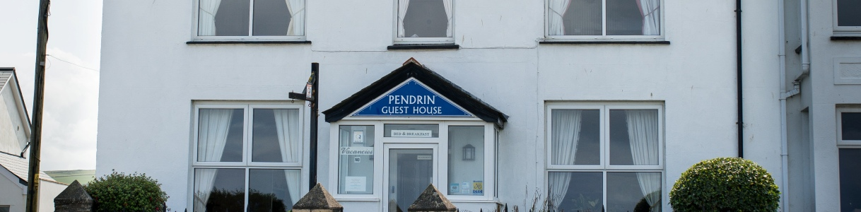 Pendrin Guest House Accommodation In Tintagel In North